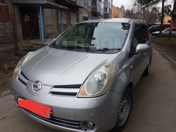 Nissan Note, 2005 год, 350 000 руб.