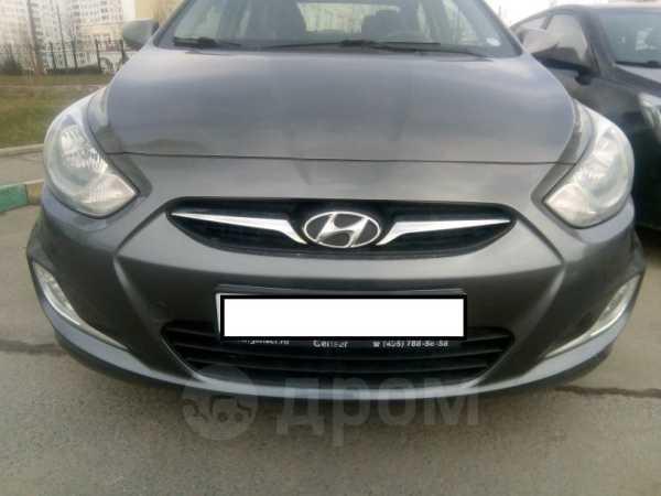 Hyundai Solaris, 2012 год, 377 000 руб.