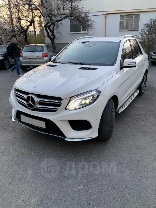 Mercedes-Benz GLE, 2016 год, 2 999 000 руб.