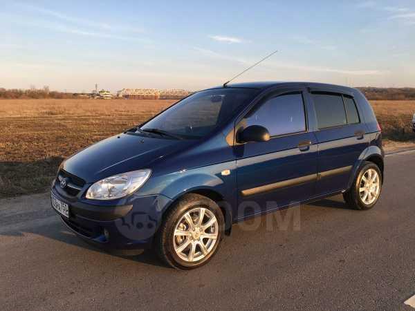 Hyundai Getz, 2008 год, 390 000 руб.