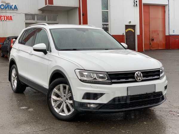 Volkswagen Tiguan, 2018 год, 1 700 000 руб.