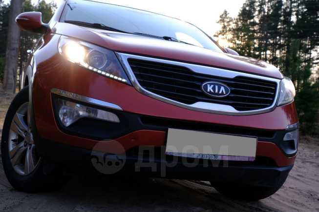 Kia Sportage, 2011 год, 685 000 руб.