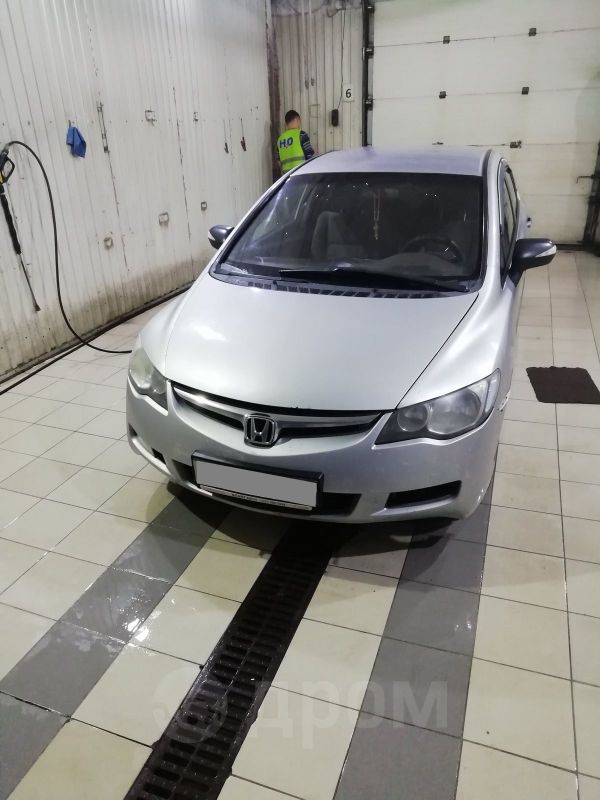 Honda Civic, 2006 год, 380 000 руб.