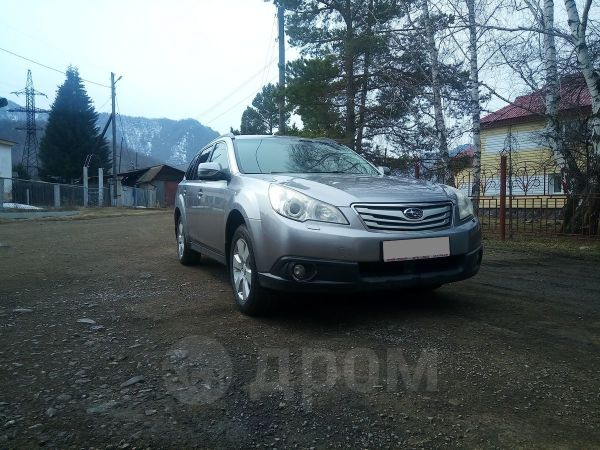 Subaru Outback, 2010 год, 820 000 руб.