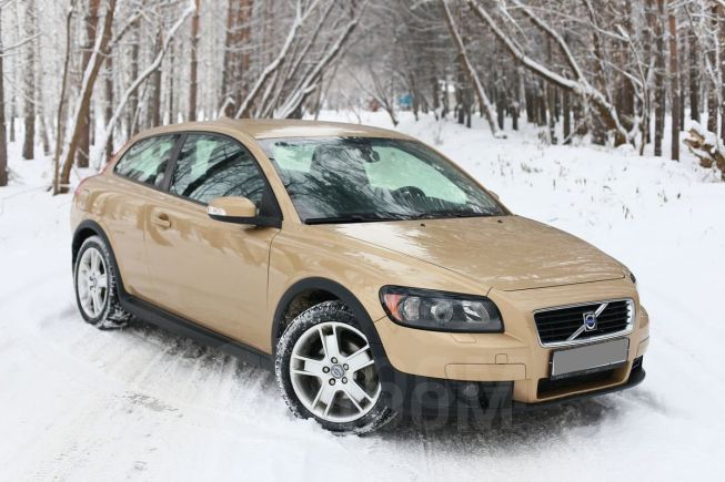Volvo C30, 2007 год, 385 000 руб.