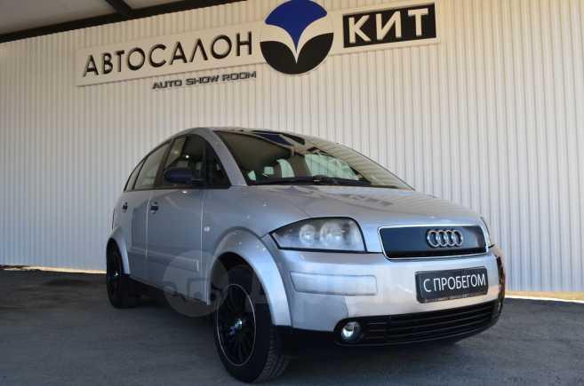 Audi A2, 2002 год, 280 000 руб.