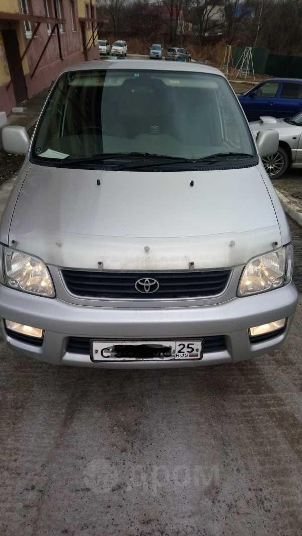 Toyota Lite Ace Noah, 2001 год, 355 000 руб.