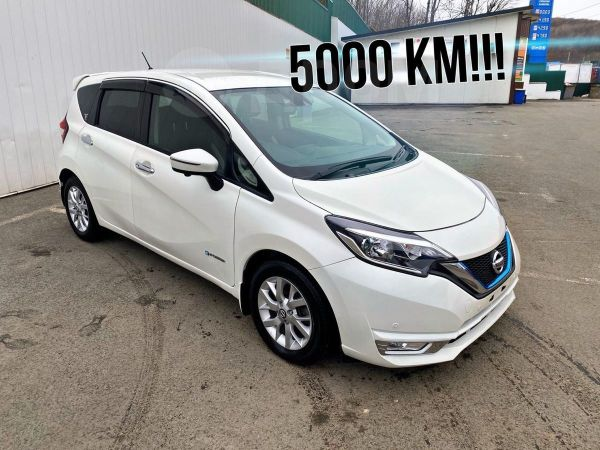 Nissan Note, 2018 год, 695 000 руб.