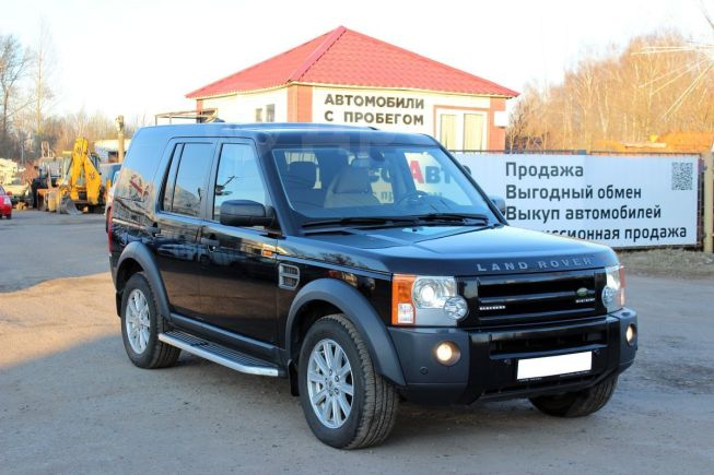 Land Rover Discovery, 2007 год, 745 000 руб.