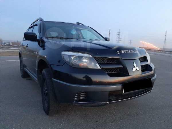 Mitsubishi Outlander, 2003 год, 419 000 руб.
