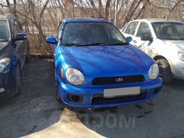 Subaru Impreza, 2001 год, 210 000 руб.