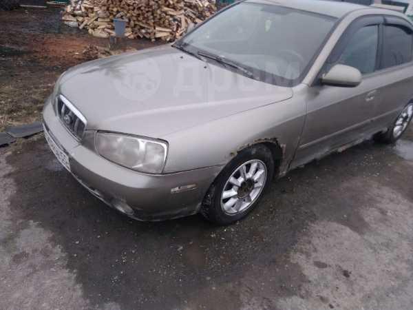 Hyundai Avante, 2001 год, 45 000 руб.