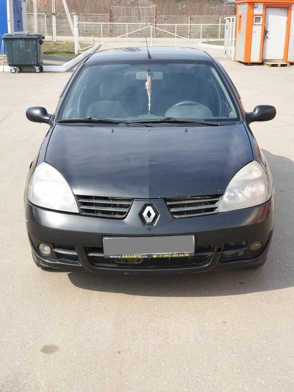 Renault Symbol, 2008 год, 150 000 руб.