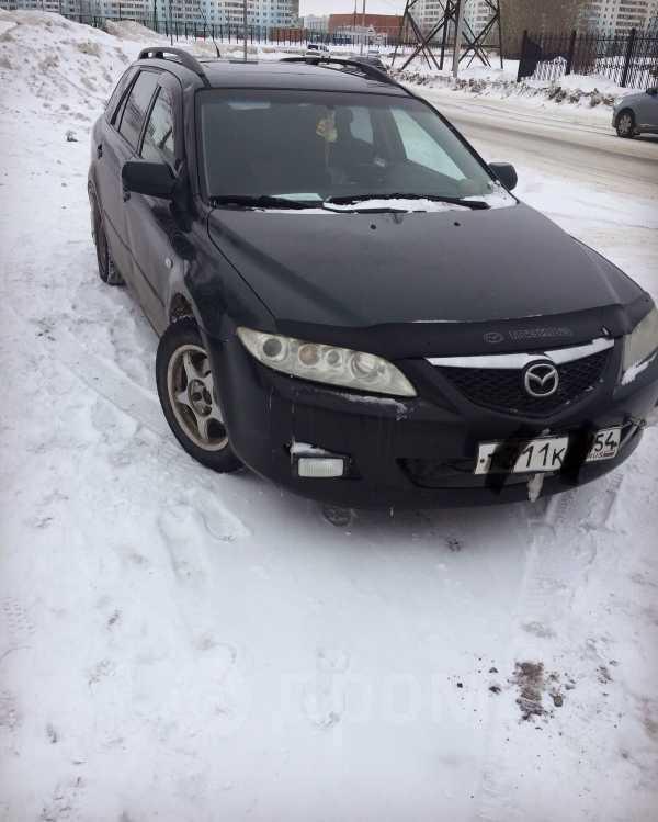 Mazda Mazda6, 2004 год, 230 000 руб.