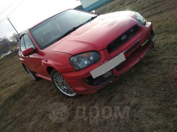 Subaru Impreza, 2003 год, 160 000 руб.