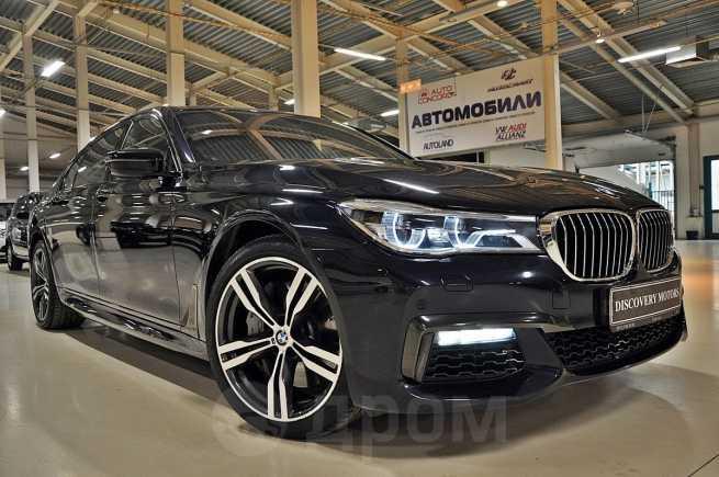 BMW 7-Series, 2018 год, 4 950 000 руб.
