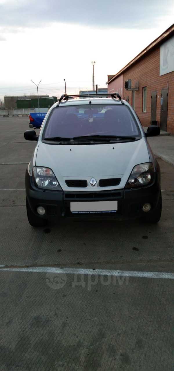 Renault Scenic, 2001 год, 333 333 руб.