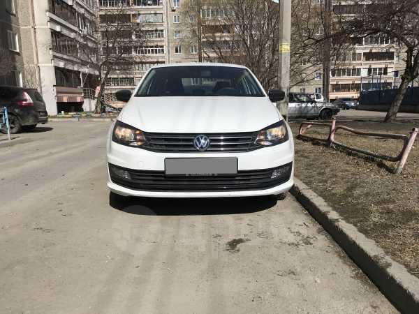 Volkswagen Polo, 2018 год, 622 222 руб.