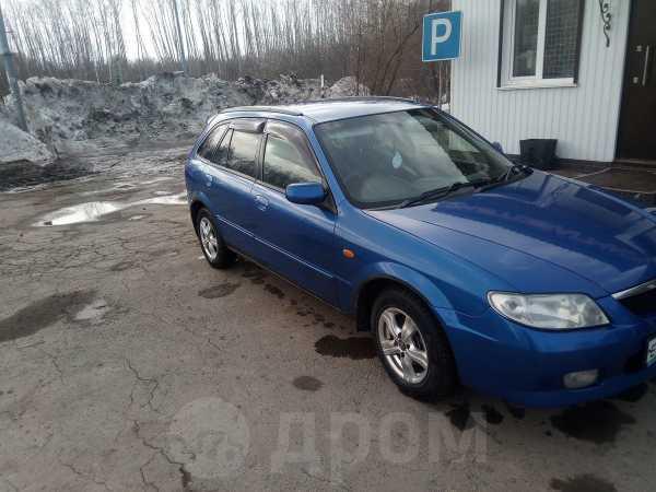 Mazda Familia S-Wagon, 2003 год, 215 000 руб.