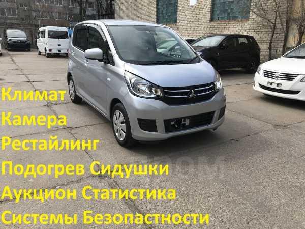 Mitsubishi eK Wagon, 2016 год, 359 000 руб.