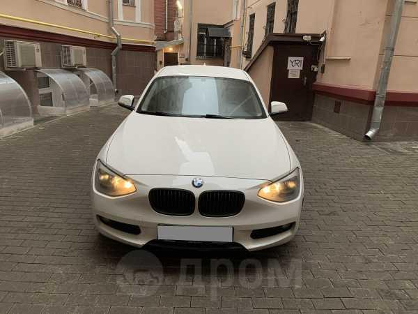 BMW 1-Series, 2013 год, 635 000 руб.