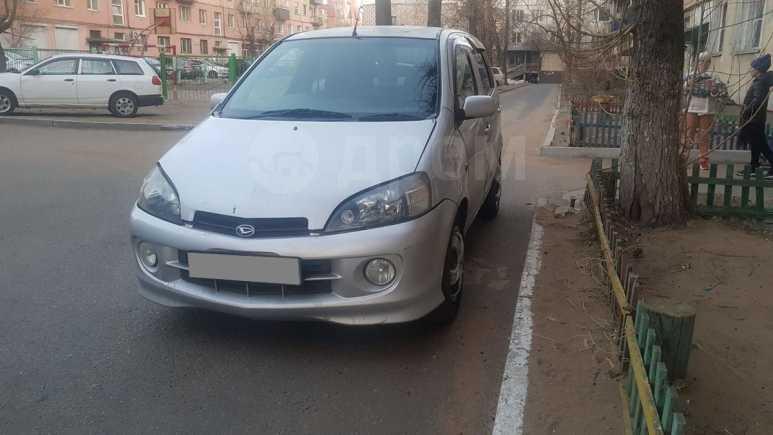 Daihatsu YRV, 2002 год, 140 000 руб.
