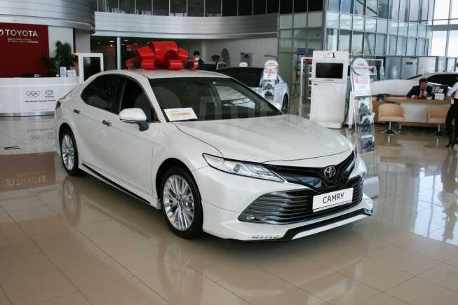 Toyota Camry, 2020 год, 2 980 000 руб.