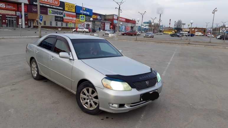 Toyota Mark II, 2002 год, 270 000 руб.
