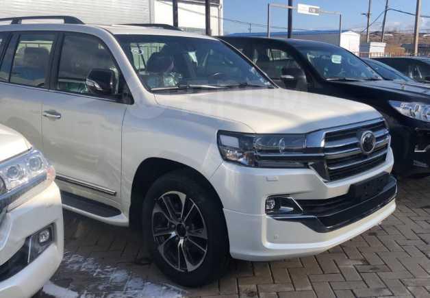 Toyota Land Cruiser, 2020 год, 6 250 000 руб.