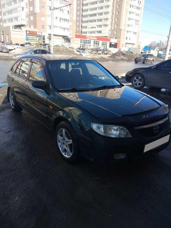 Mazda 323, 1999 год, 145 000 руб.