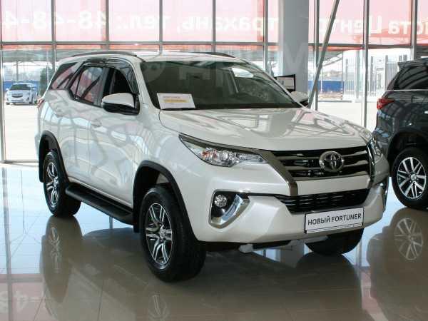 Toyota Fortuner, 2020 год, 2 776 000 руб.