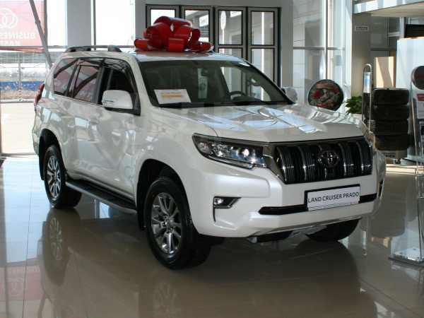 Toyota Land Cruiser Prado, 2019 год, 4 245 000 руб.