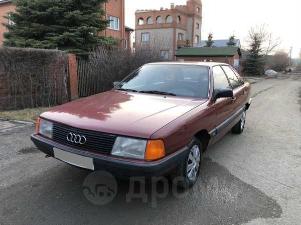 Audi 100, 1987 год, 120 000 руб.