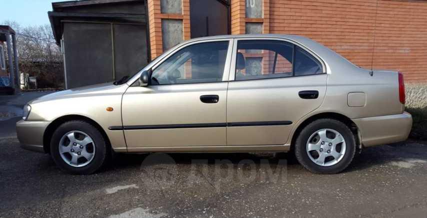 Hyundai Accent, 2004 год, 295 000 руб.