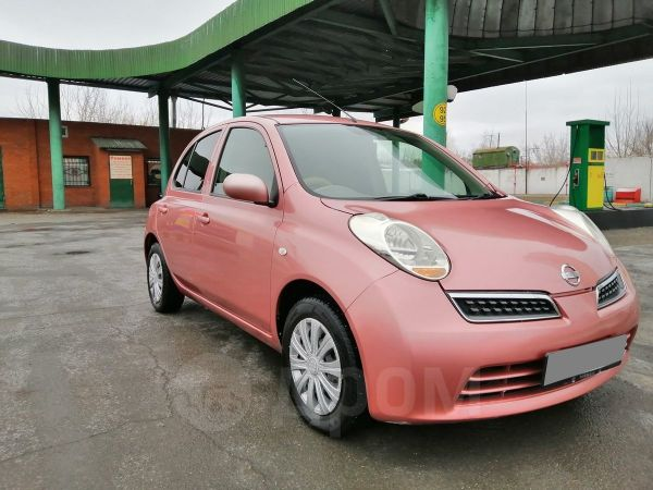 Nissan March, 2007 год, 270 000 руб.