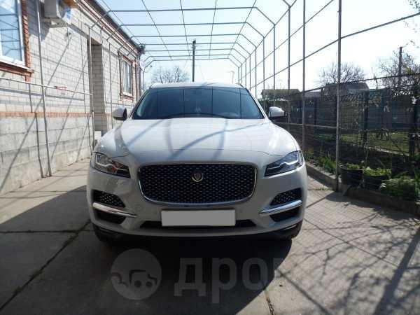 Jaguar F-Pace, 2019 год, 3 650 000 руб.