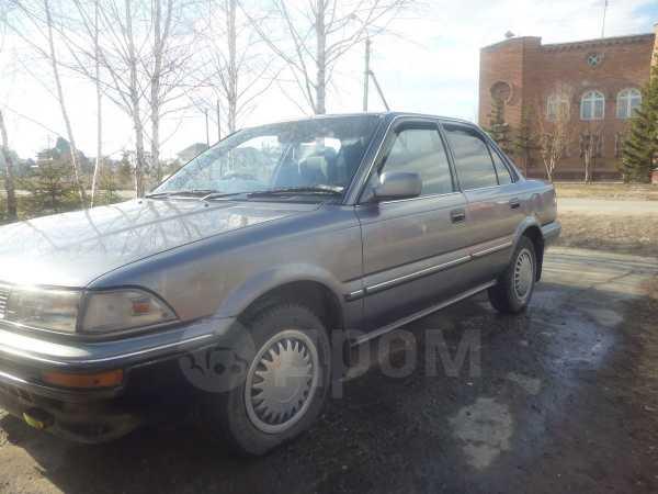 Toyota Corolla, 1989 год, 85 000 руб.