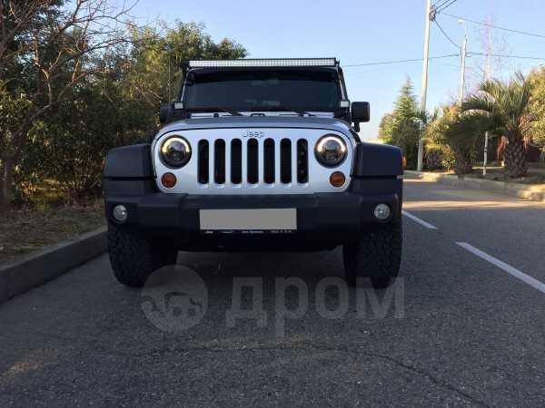 Jeep Wrangler, 2012 год, 1 950 000 руб.