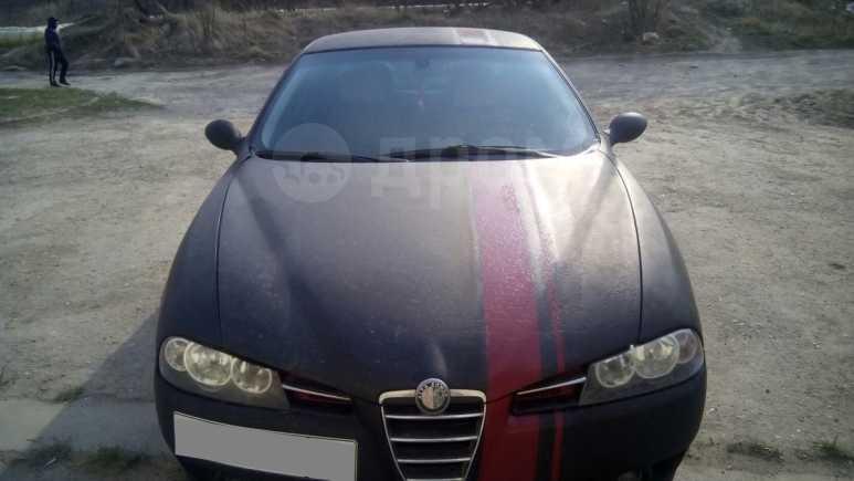 Alfa Romeo 156, 2002 год, 200 000 руб.