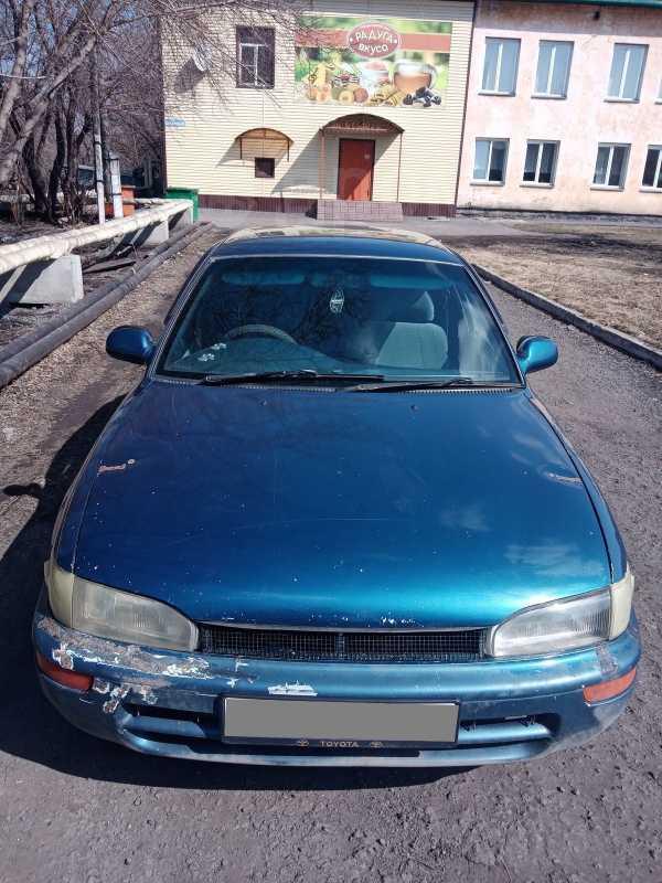 Toyota Sprinter, 1991 год, 105 000 руб.