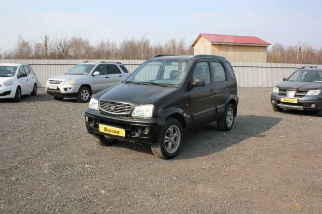 Daihatsu Terios, 1999 год, 155 000 руб.