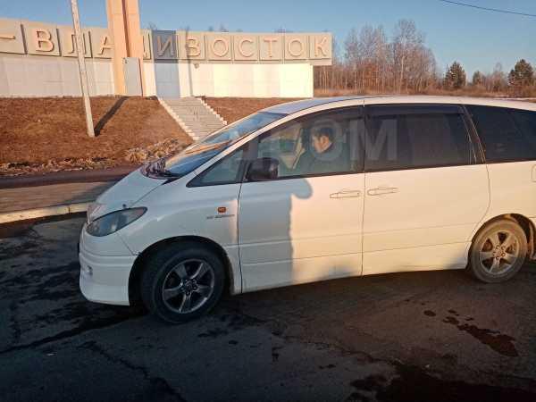 Toyota Estima, 2002 год, 530 000 руб.