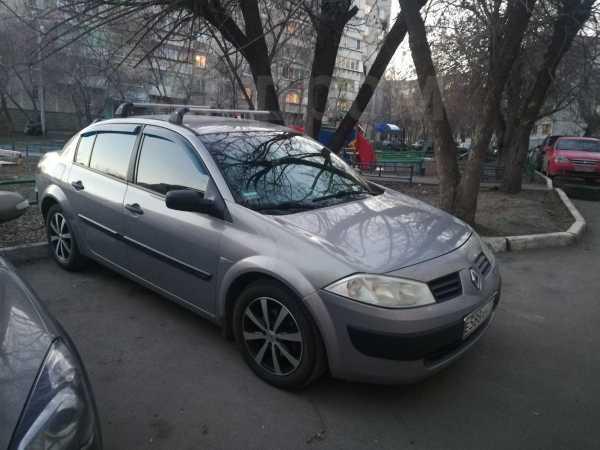 Renault Megane, 2004 год, 250 000 руб.