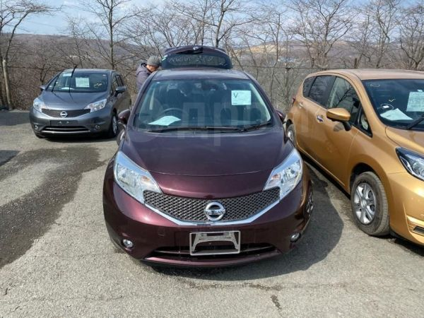 Nissan Note, 2016 год, 589 000 руб.