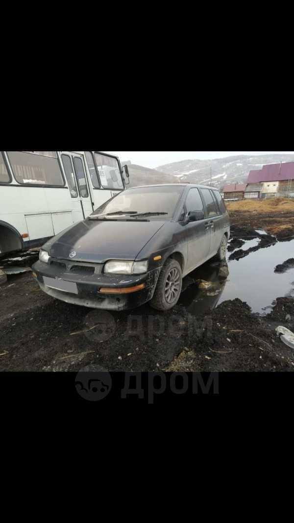 Nissan Prairie, 1991 год, 80 000 руб.