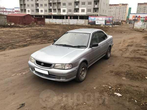 Nissan Sunny, 1999 год, 137 000 руб.