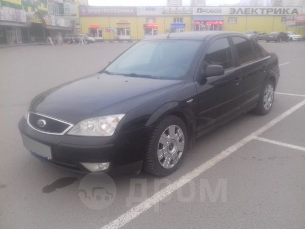 Ford Mondeo, 2004 год, 190 000 руб.