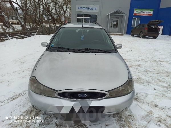 Ford Mondeo, 2000 год, 140 000 руб.