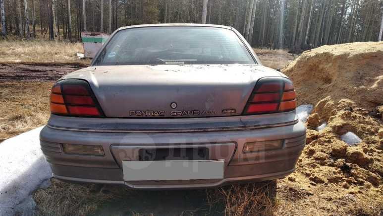 Pontiac Grand Am, 1992 год, 51 000 руб.
