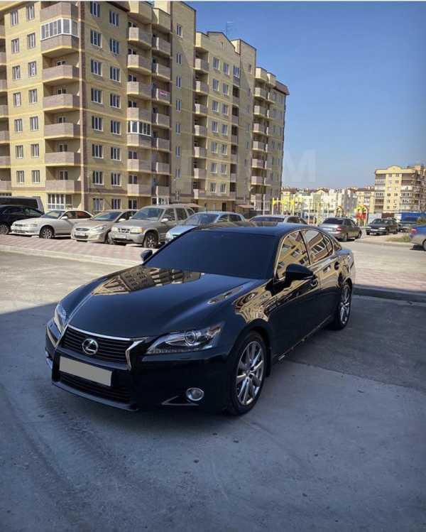 Lexus GS250, 2012 год, 1 400 000 руб.
